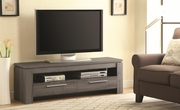 Grey Wood TV Stand