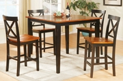 Grover 5Pc Pubtable And Chair Set