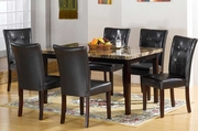 Hampton 7pc Dining Table and Chair Set