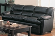 Harper Black Sofa