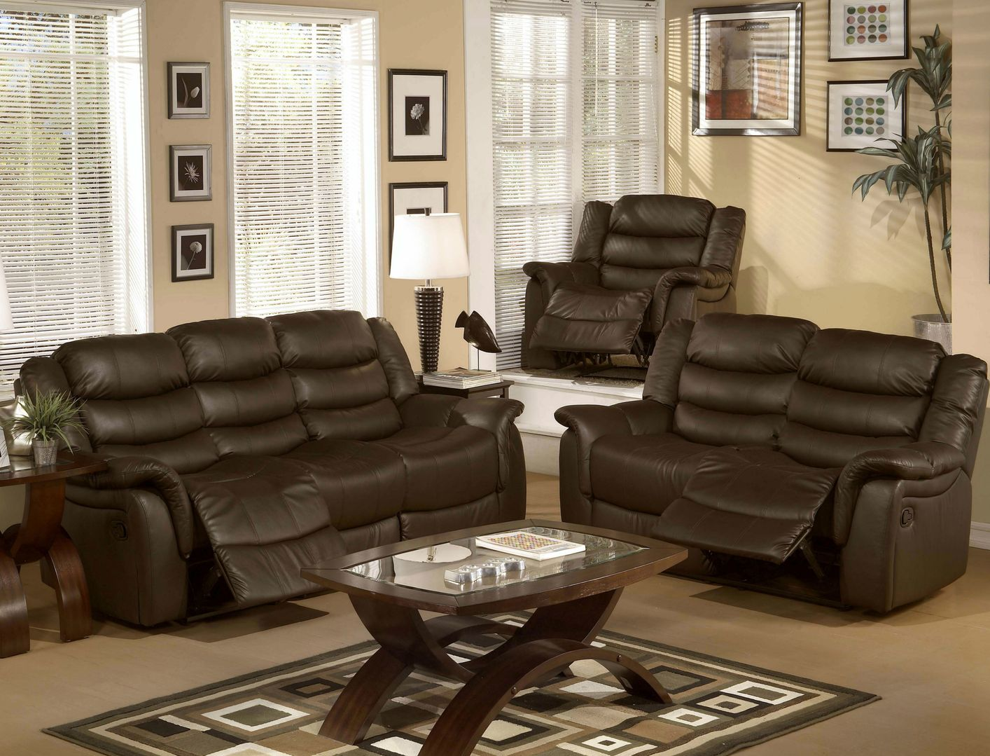 Reclining Video Game Chairs Buy Beverly FG004S Reclining Sofa, Loveseat, and Chair Set in Los ...