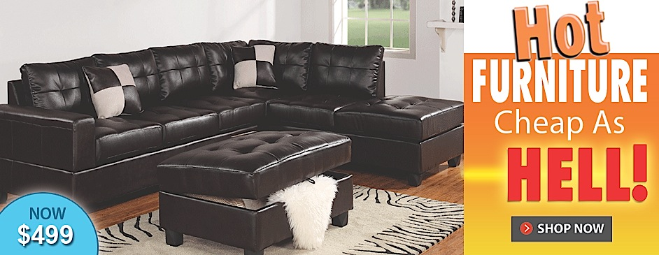 Maribel Sectional Sofa