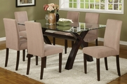 Jasper 7pc Dining Table and Chair Set