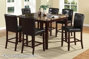 Jersey 5pc Pub Table and Chair Set