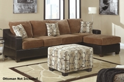 Jokin Cocoa Sectional Sofa