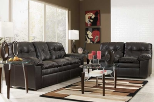 Jordon Sofa and Loveseat Set