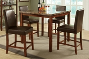 Kandis 5Pc Pubtable And Chair Set