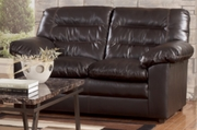 Knox Durablend Coffee Loveseat
