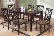Lindsay 7pc Dining Table and Chair Set