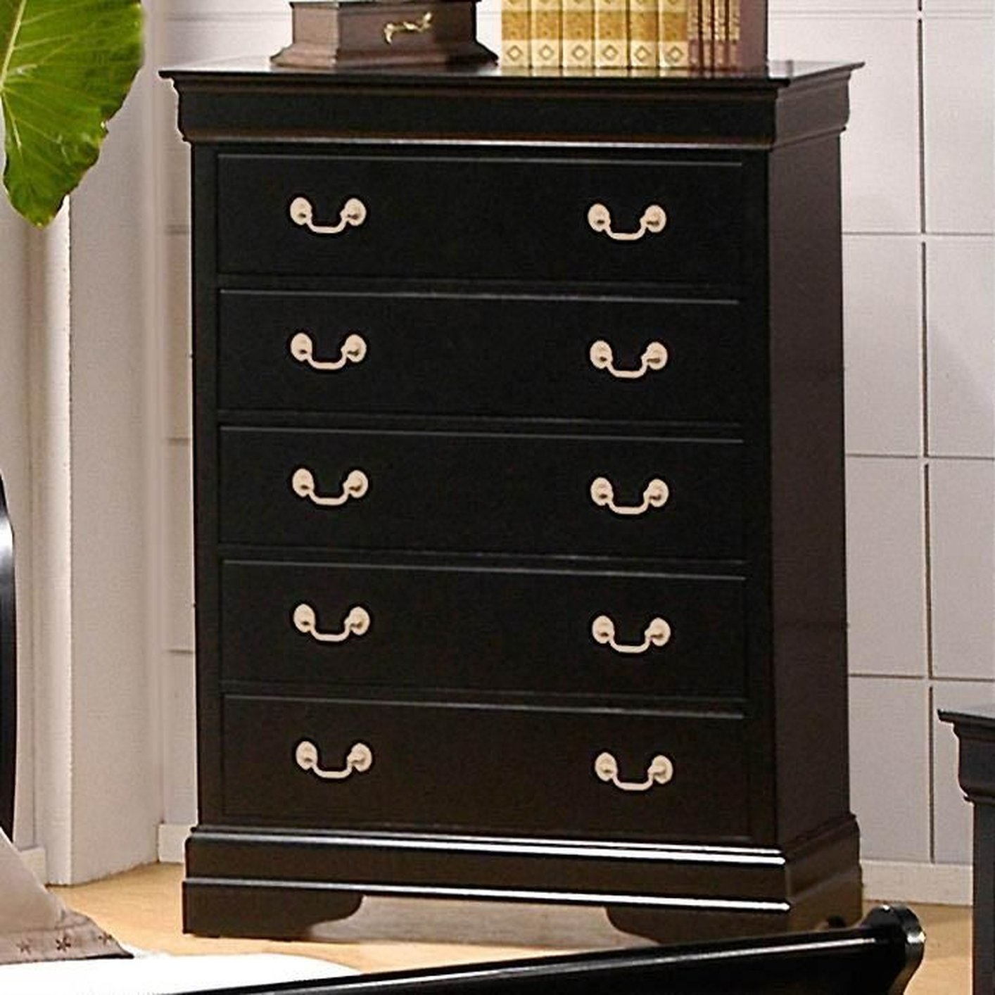 Superb img of Furniture Wood Storage Drawers Clothes Black Img 0 Img 1 Black Drawer  with #4E5E05 color and 1414x1414 pixels