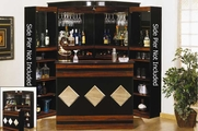 Malibu Bar Set with Pedestal