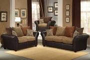 Malibu Sofa and Loveseat Set