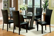 Manhattan 7pc Dining Table and Chair Set