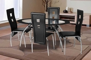 Manhattan Dining Table and Chair Set