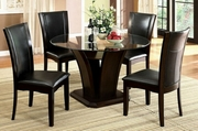 Manhattan II 5pc Dining Table and Chair Set