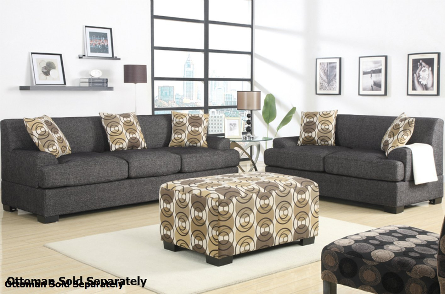 sofa loveseat and ottoman s batar