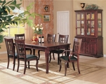Newhouse Cherry Wood Dining Set