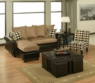 Peat Sierra Tan Sectional Sofa (Chair And Ottoman Not Included)
