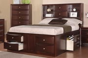 Xenon Queen Bed
