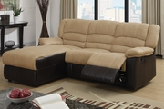 Pamelia Reclining Sectional