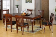 Riviera 7pc Dining Table and Chair Set