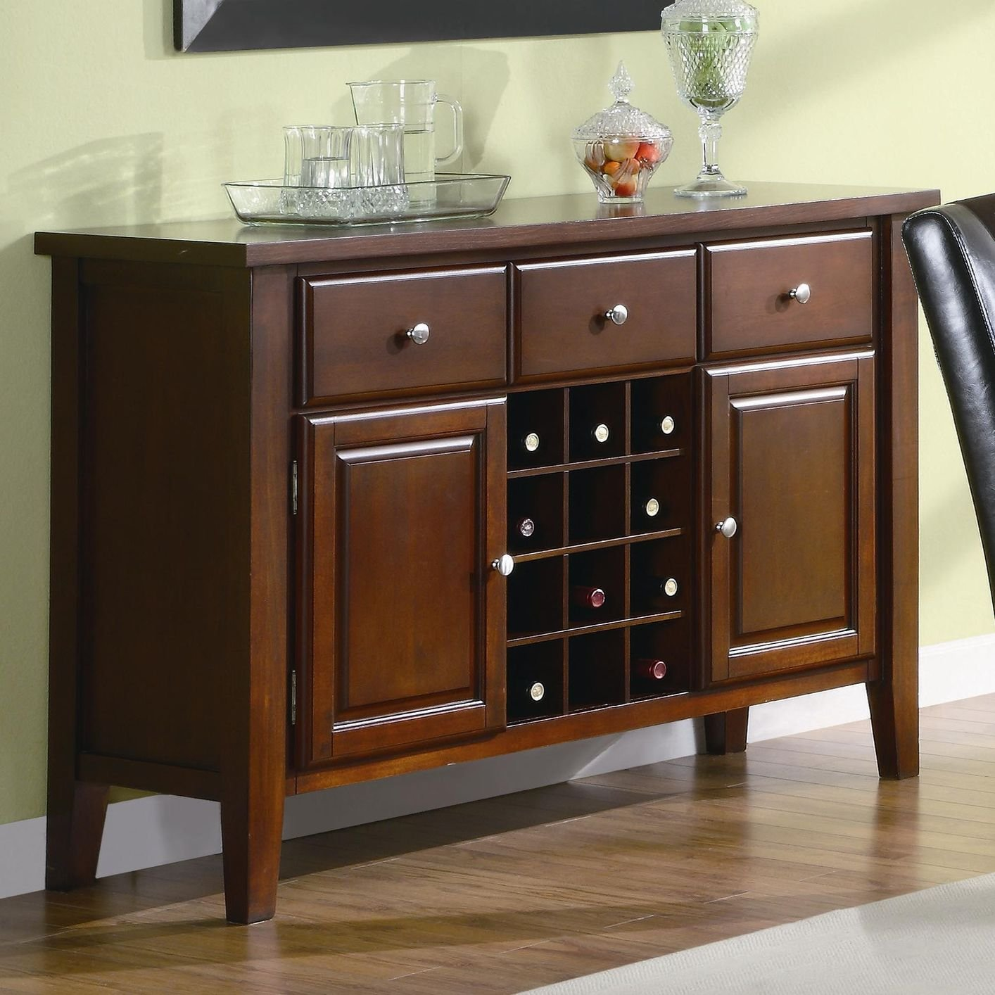 brown wood server steal a sofa furniture outlet los angeles ca