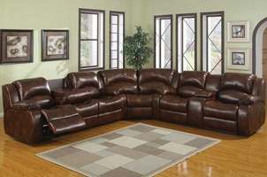 Samara Reclining Sectional