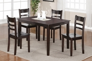 Sarria 5pc Dining Table and Chair Set