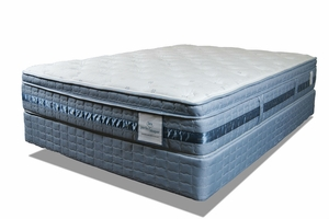 Serta Charington Queen Size Perfect Sleeper Mattress (Box Spring Not Included )