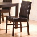 Shoemaker Cappuccino Chairs (Min Qty 2)