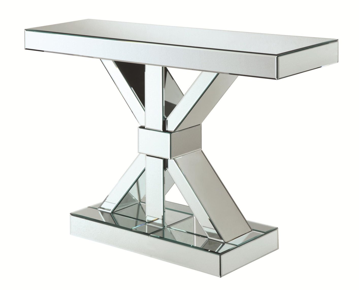 Coaster 950191 Silver Glass Console Table Steal A Sofa  : silver glass console table 63 from www.stealasofa.com size 1414 x 1142 jpeg 97kB