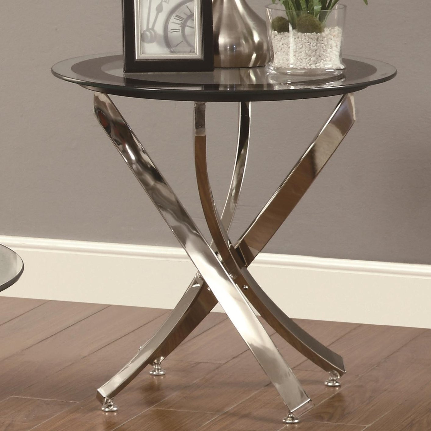 Coaster 702587 Silver Glass End Table Steal A Sofa  : silver glass end table 139 from www.stealasofa.com size 1414 x 1414 jpeg 195kB