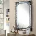 Silver Glass Mirror