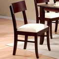 Springs Cappuccino Chairs (Min Qty 2)
