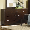 Tiffany Cherry Wood Dresser