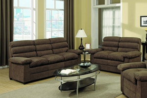 Upton Sofa And Loveseat
