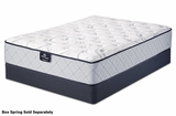 Crownridge White Fabric Queen Size Innerspring Mattress
