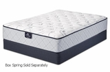 Crownridge White Fabric Mattress