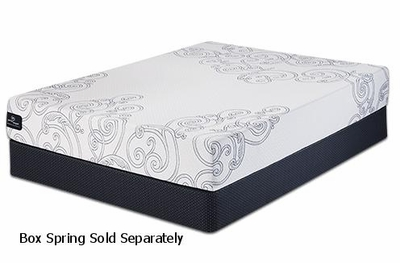 Armstrong White Fabric Mattress
