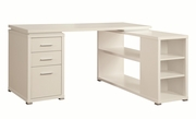 White Wood Office Desk