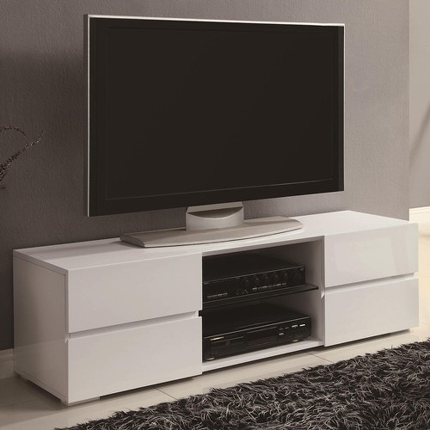 Stunning Centers Uamp Tv Stands Stealasofa Furniture Outlet With Wood Tv  Stand.
