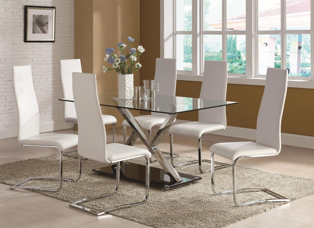 Metal Glass Dining Table Glass Top 150cm Round Metal Dining Table Dining Tables Dining Top