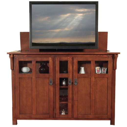 TV Lift Cabinets by Touchstone Home Products - Smart Furniture TV ...