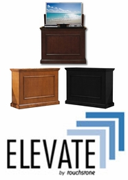 Elevate™<br>Bedroom TV Lift Cabinets
