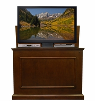 The Elevate™ in Espresso Touchstone's Value Priced Wood TV Cabinet