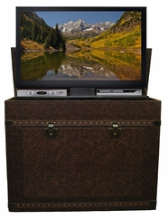 Elevate Vintage Trunk - Leather