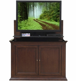 Harrison Espresso TV Lift Cabinet