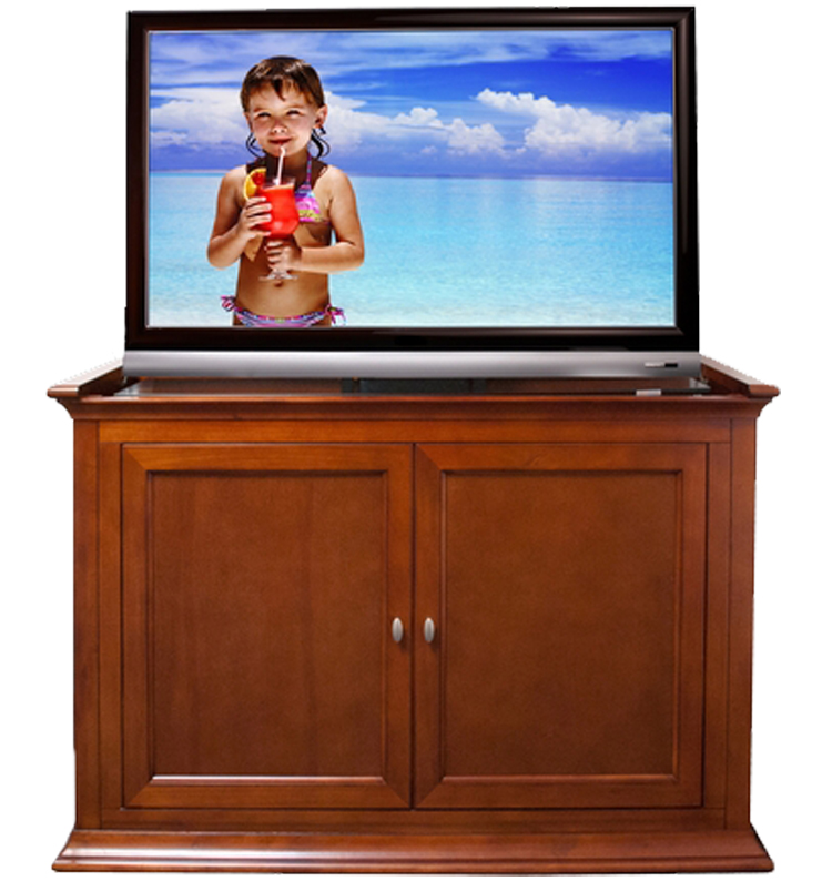 tv lift cabinets for flat screens tv lift cabinet diy