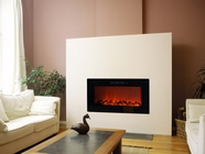 "Sideline Electric Fireplace - Black <font color=""red""><b><i>NEW!</b></i></font>"