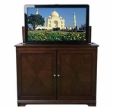 Sonoma Espresso Finish TV Lift Cabinet